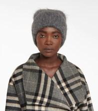 модные вязанные шапки осень зима 2021 модные тенденции