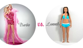 Barbie vs. Lammily
