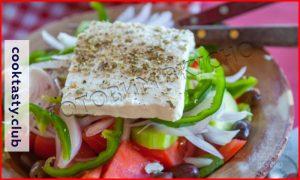 Овощные салаты: 10 полезных и вкусных рецептов