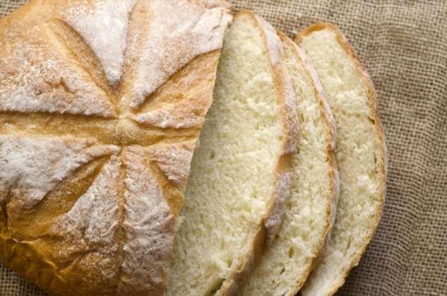 Домашний хлеб по рецепту Юлии Высоцкой