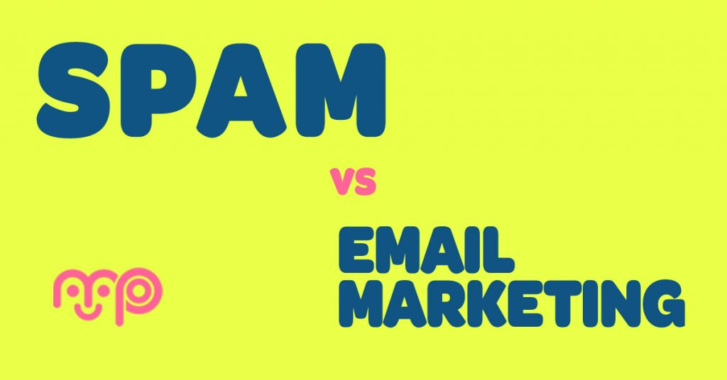 8 Diferencias entre el email marketing y el SPAM [Infografía]