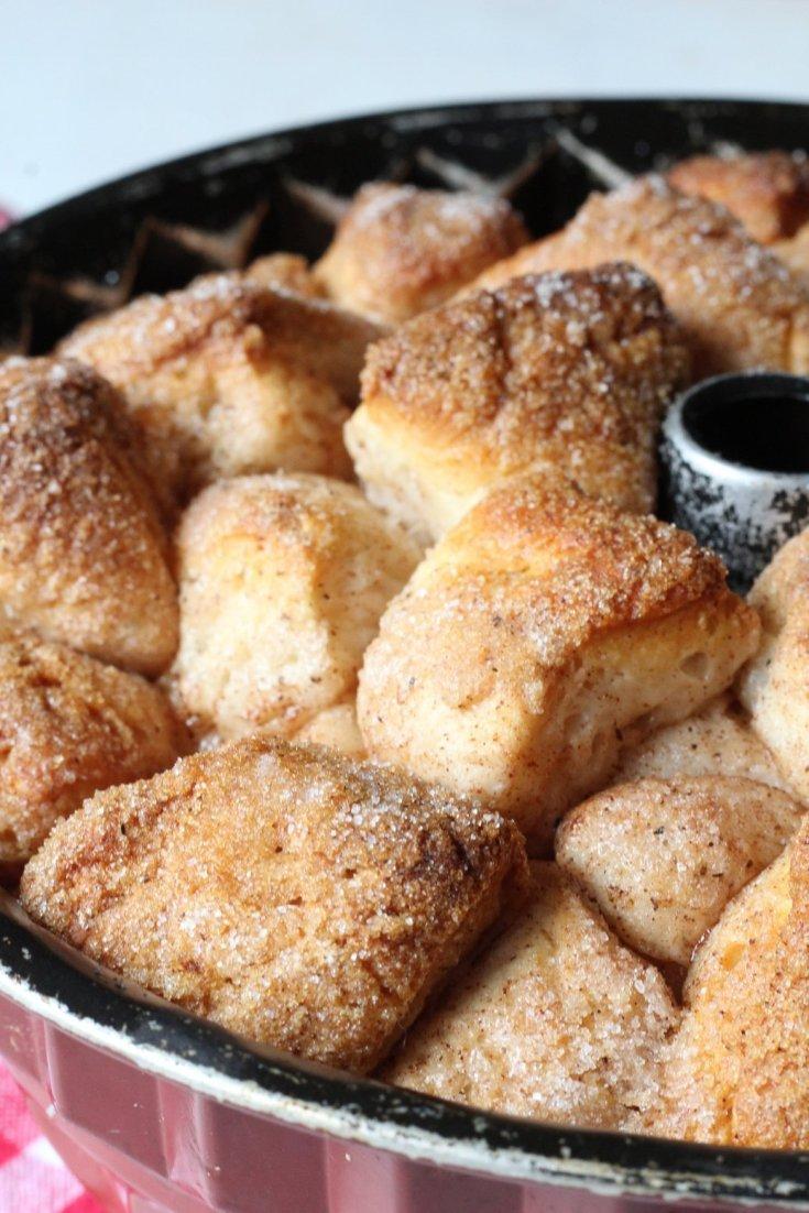 Spiced Chai Monkey Bread