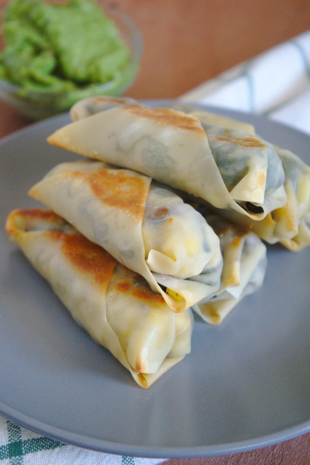 Eggrolls Recipe