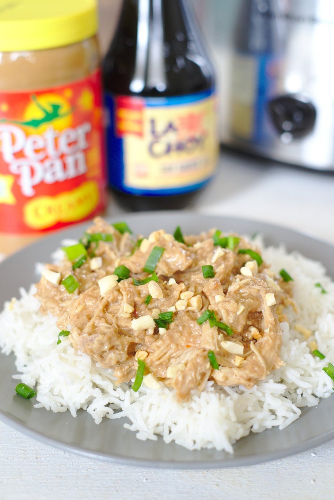 Peanut Sauce Chicken