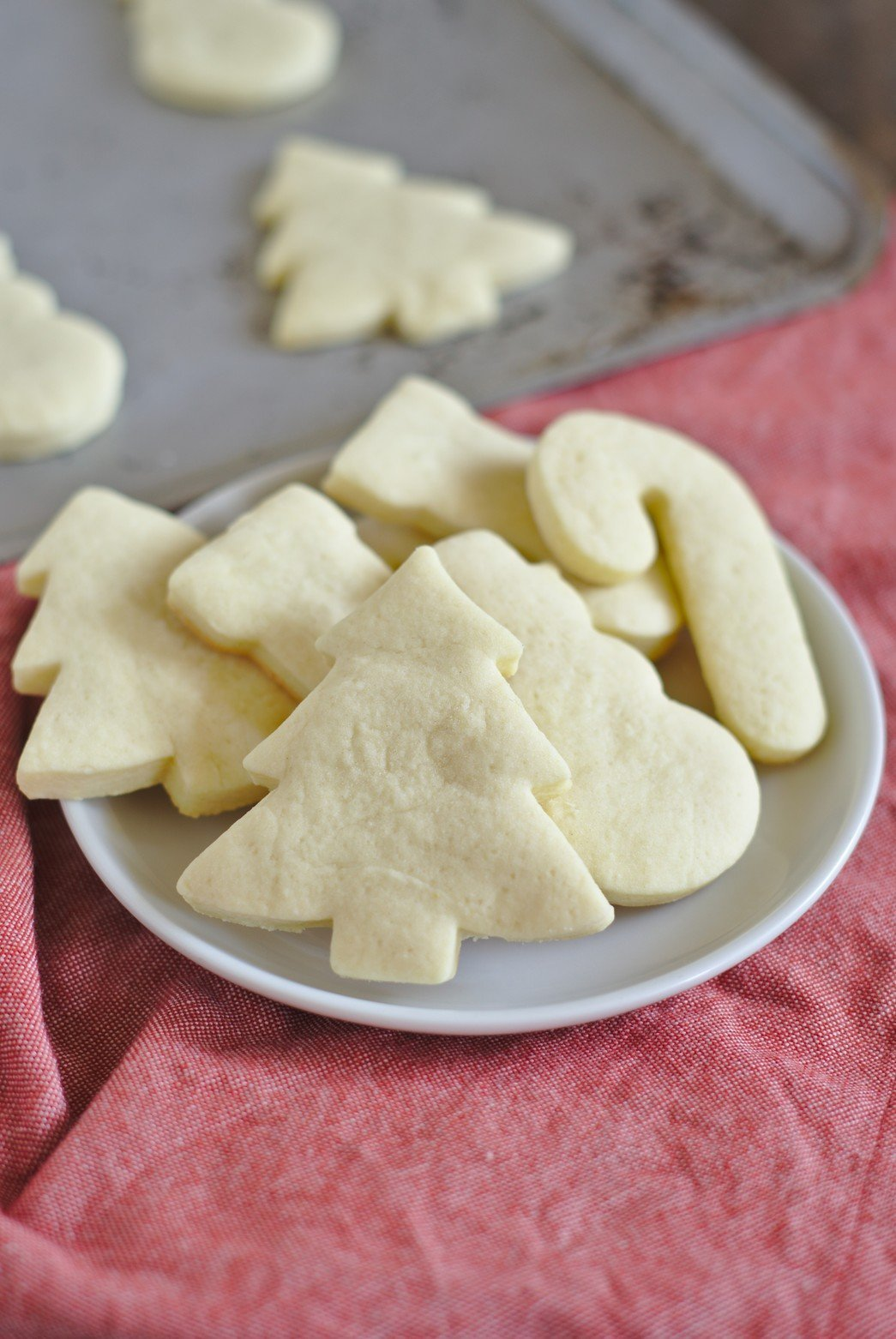 Soft Cut Out Sugar Cookies Recipe Mildly Meandering