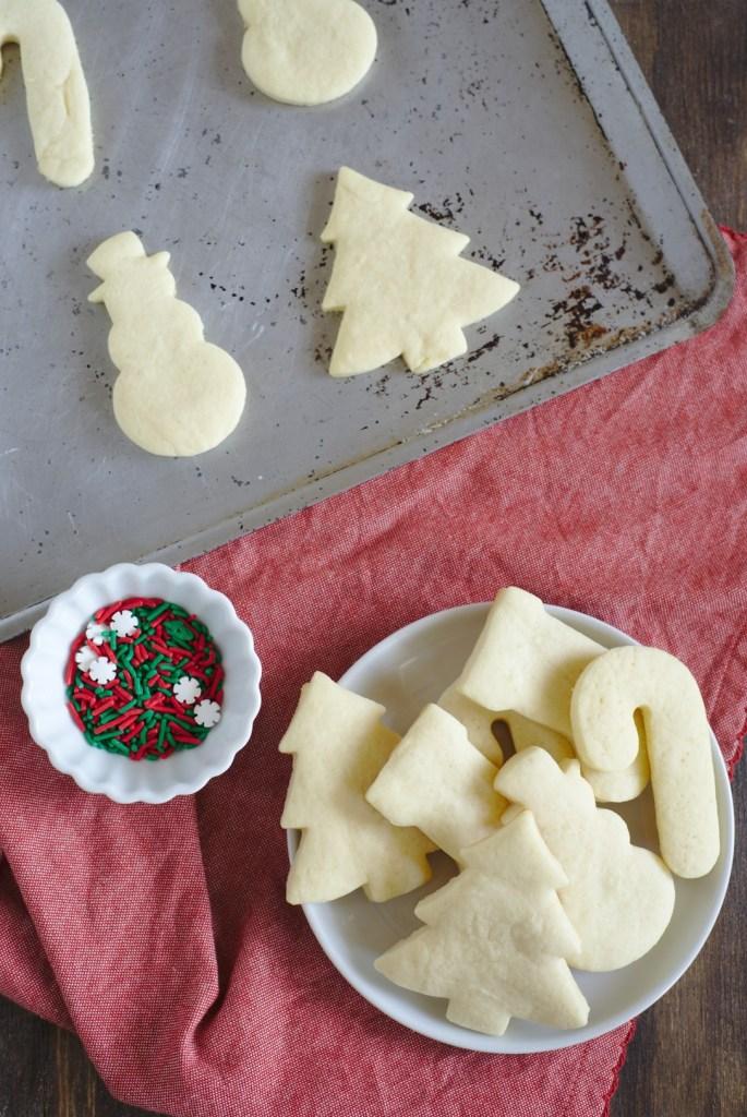 Soft Sugar Cookie Recipe