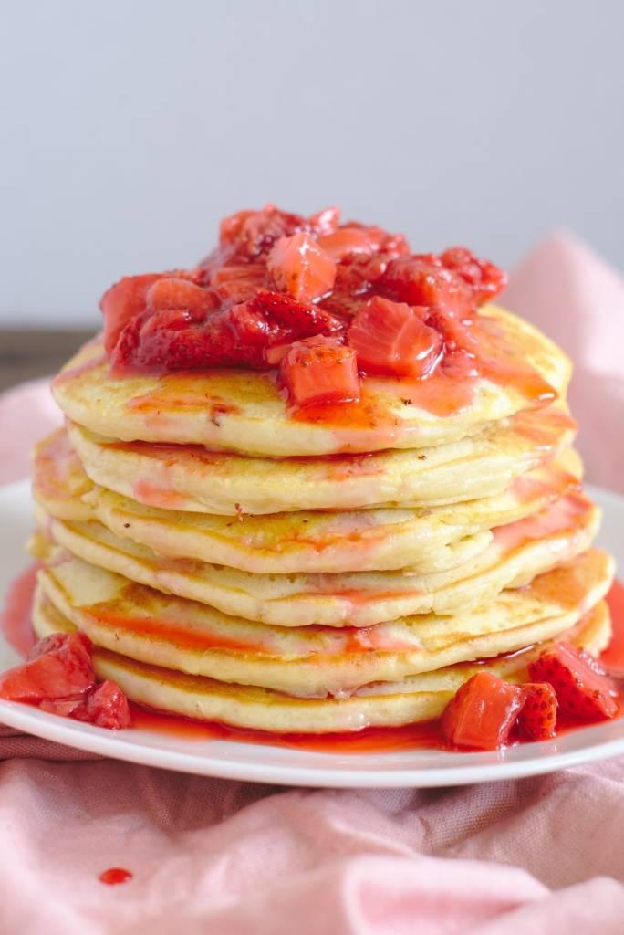 Ihop New York Cheesecake Pancakes