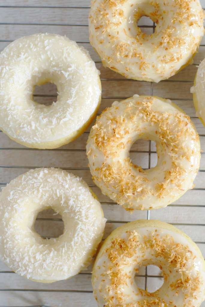 Baked Donut Recipe