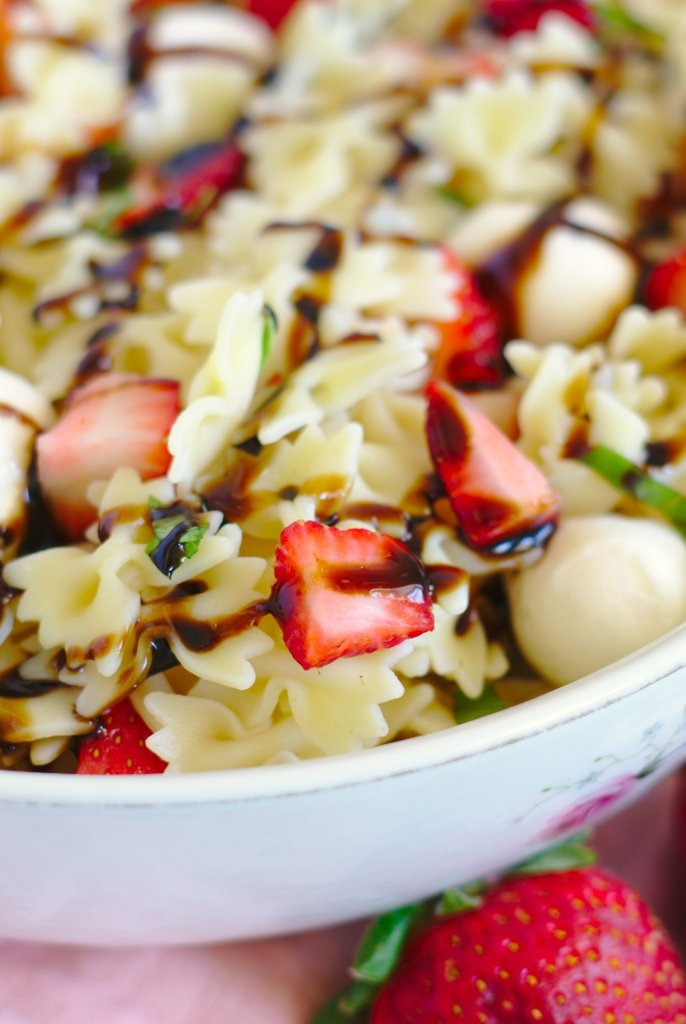 Homemade Pasta Salad