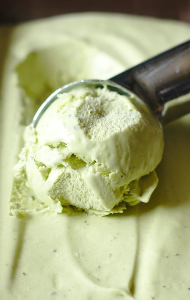 Green Tea Ice Cream Recipe
