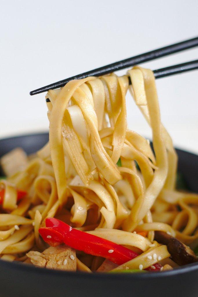Lo Mein Noodle Recipe