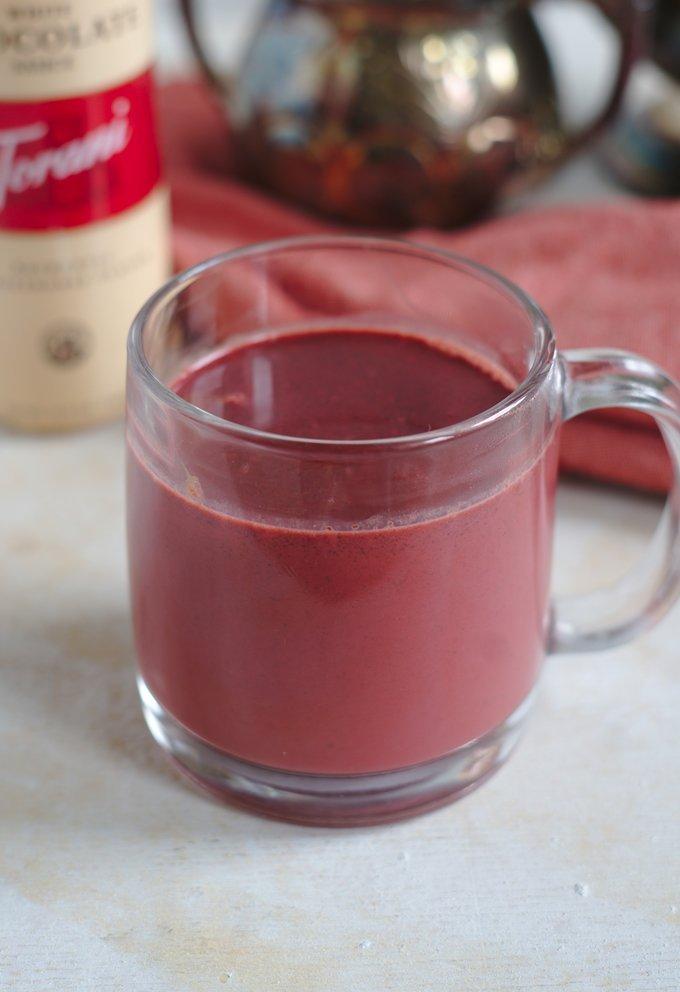 Red Velvet Drink