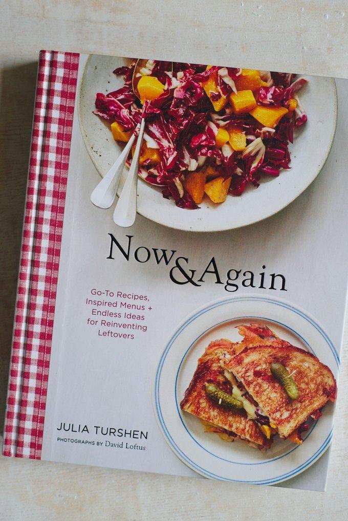 Now & Again Cookbook