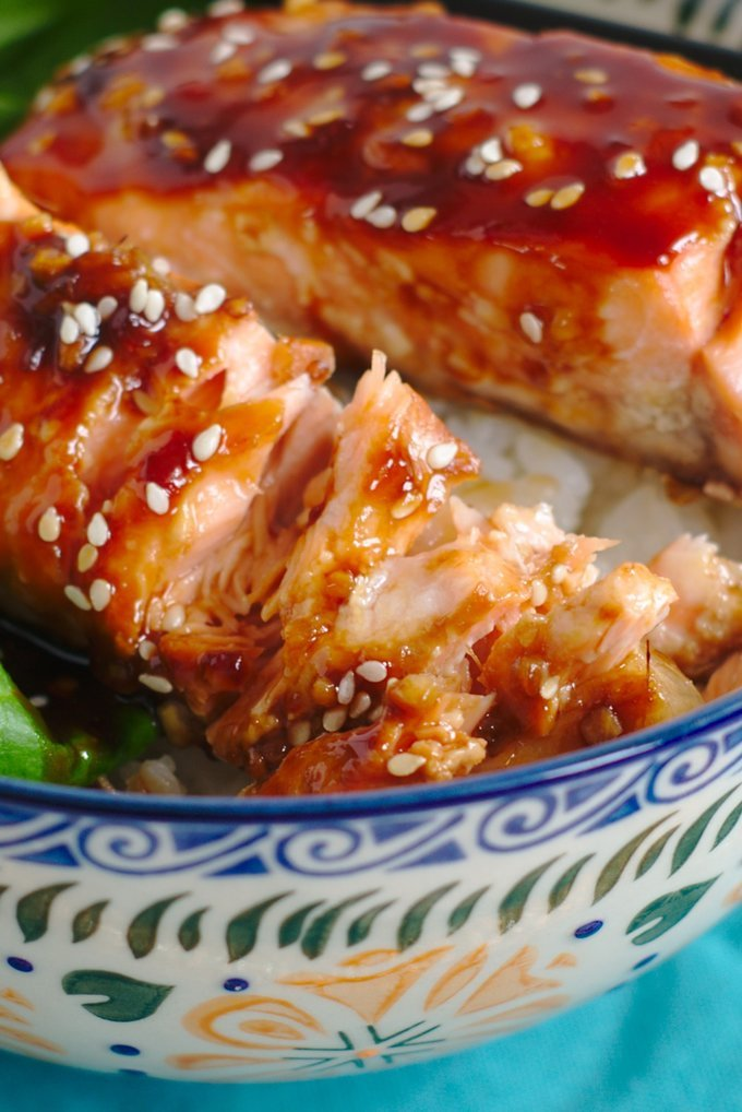 Asian Salmon Recipe