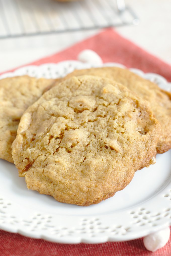 Fluffernutter Cookie Recipe