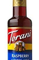 Torani Syrup, Raspberry, 12.7 Ounces