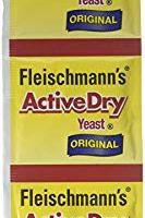 Fleischmann's Active Dry Yeast,0.25 Ounce, 3 Count (Pack of 2)