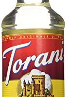 Torani Peppermint Syrup 750ml PET (Plastic) Bottle