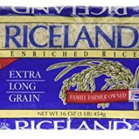 Riceland Long Grain White Rice 2/1 LB bags
