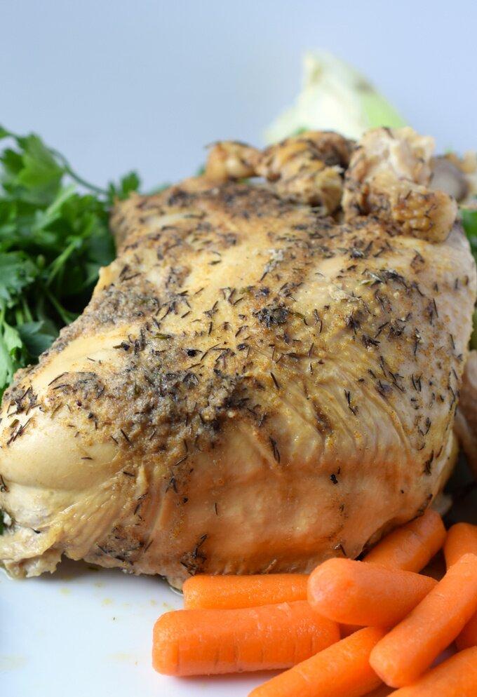 Slow Cooker Turkey Breast