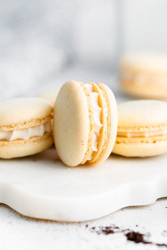 Earl Grey Macarons Recipe