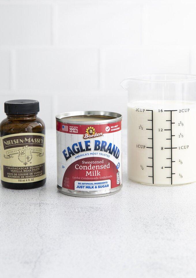 Vanilla Bean Ice Cream Recipe