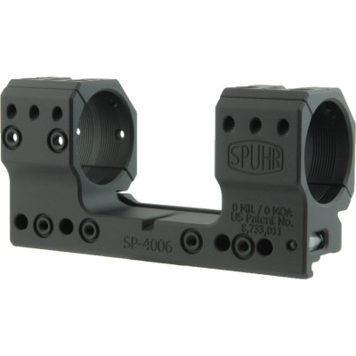 SPUHR SP-4006 Scope Mount Ø34 H34mm/1.35″ 0MIL PIC