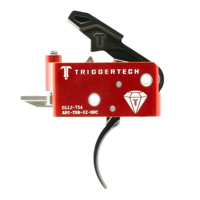 Triggertech – Diamond AR primary curved black