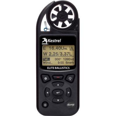 Kestrel 5700 Elite Weather Meter with Applied Ballistics and LiNK