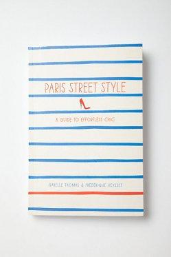 Paris Street Style, $25 Anthropologie