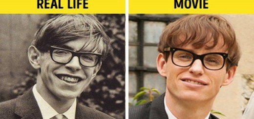 16 Times Actors Looked Exactly Like the People They Were Portraying In Movies
