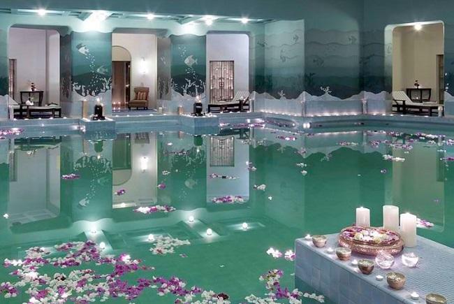 UmaidBhawan Palace Zodiac Pool