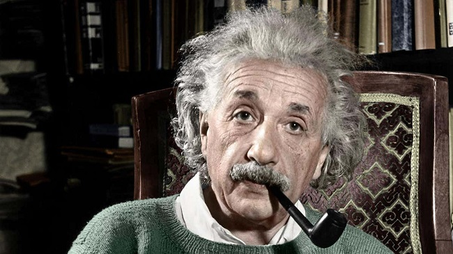 Albert Einstein could've been the President of Israel