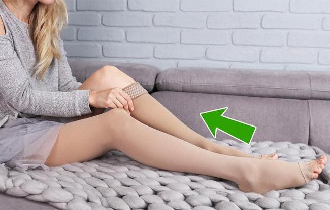 Compression stockings