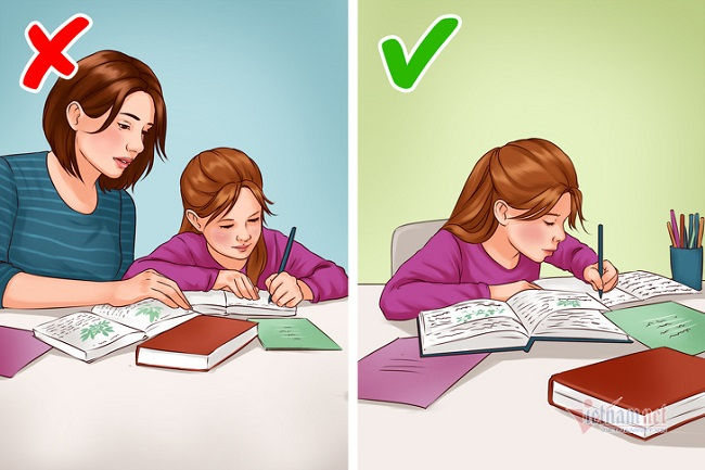 You can teach your child self-discipline.