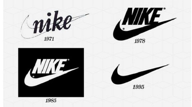 The Nike logo