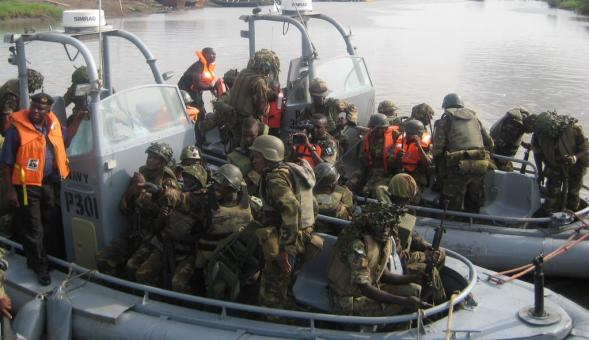 NIGERIANS COMMEND BUHARI FOR MILITARY TAKE OVER OF NNPC PIPELINES
