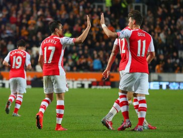 GIVE US THIS DAY,ARSENAL!