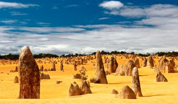 The Pinnacles Desert, Cervantes
