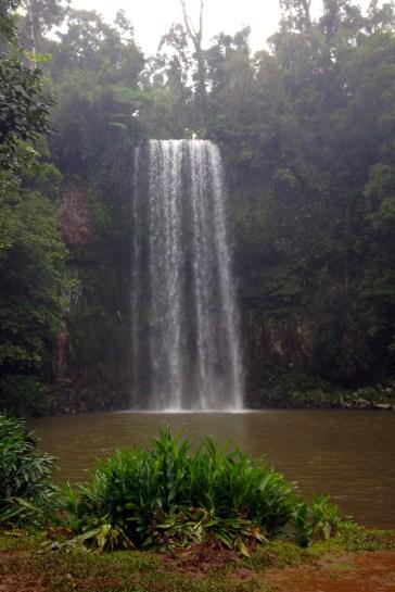 Millaa Milla Falls