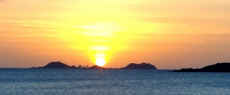 Torres Strait sunset