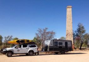 Old Cumberland Historic Chimney Campsite