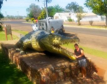 Krys the Croc