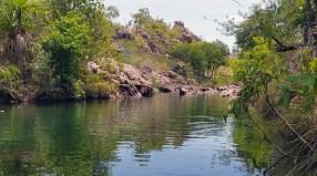 Gumlom Top water pool