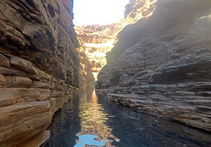 Gorge at Karijini