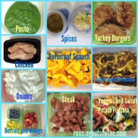 meal prep 9.1.14