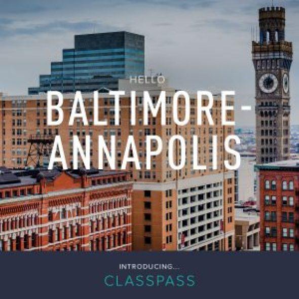 Baltimore class pass