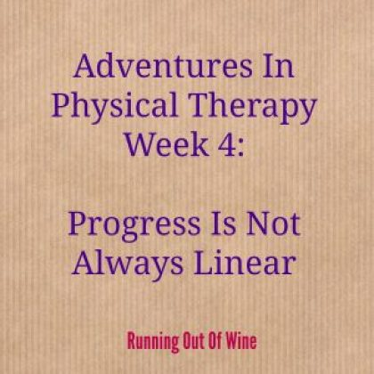physical therapy week 4