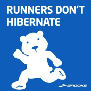 runners dont hibernate