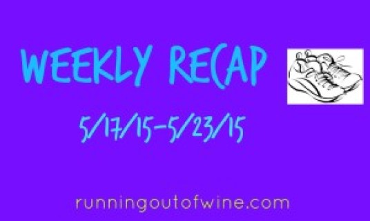 weekly recap